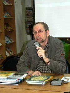 Презентация клуба писателей-натуралистов