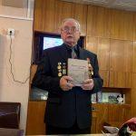 «Важно быть услышанным: наш собеседник Геннадий Петрович Андреев», урок мужества