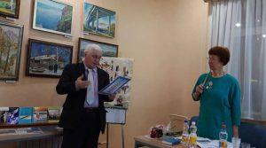 «Возвращай нас, дорога, к родному порогу», творческая  встреча с Риммой Ануфриевой