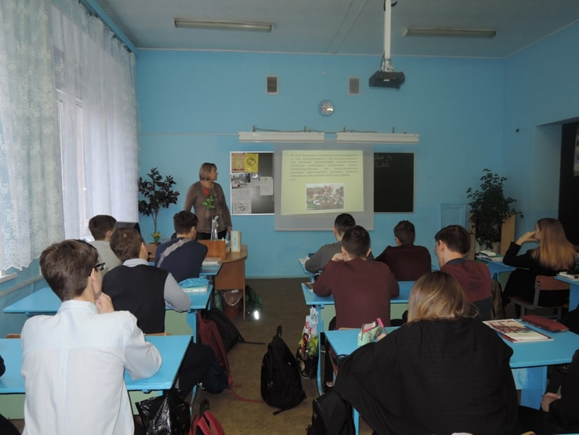 События библиотеки-филиала №11 имени Г.С.Лебедева задекабрь