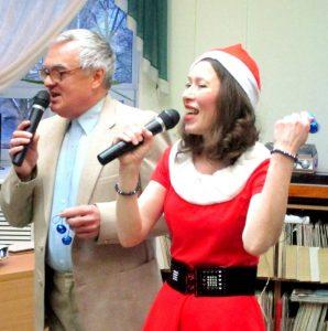 Литературно-музыкальная программа «Рождественские встречи»