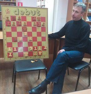 Шахматная школа «Феномен», открытое занятие