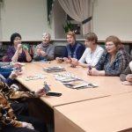 «Северная Берегиня», мастер-класс русской народной обрядовой куклы