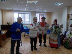 «Святки — добрая традиция народа», праздничная программа