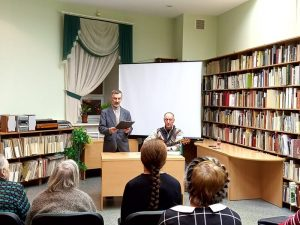 «Зимняя сказка», творческий вечер Евгения Капитанова и Сергея Лаптева