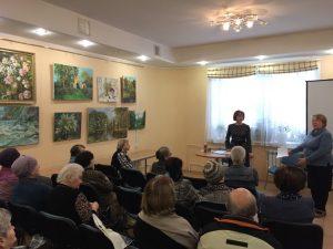 «Романса прелестные звуки», концерт Надежды Антоновой