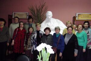 Вечер-встреча с писательницей Александрой Калугиной