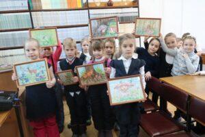Открытие выставки художника Наталии Сергеевой