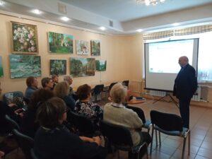 «Чудо-технология эффективных микроорганизмов», встреча с сотрудником Ярославского зоопарка
