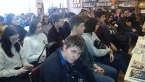 «Боевики Александра Бушкова и Ли Чайлда», литературная встреча