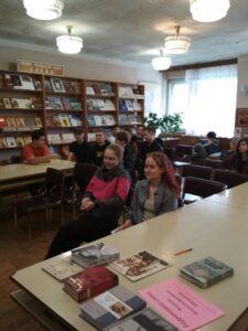 «Фёдор Абрамов и талант человечности», литературная встреча