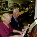«Содружество литературы и музыки», литературно-музыкальная композиция