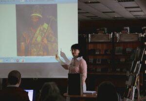 «Школьная жизнь 300 лет назад: история, традиции, учебный процесс», лекция-беседа