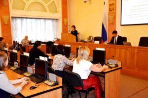 Встреча-презентация в муниципалитете