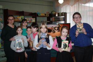 События библиотеки-филиала № 15 имени М. С. Петровых за март
