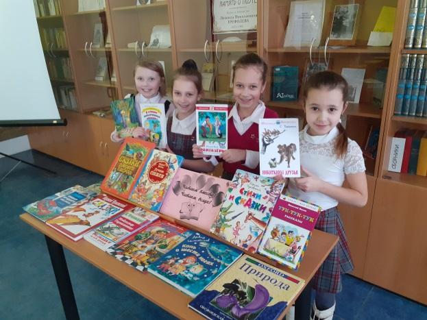 События библиотеки-филиала № 6 имени Л. Н. Трефолева за март