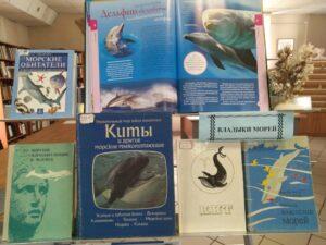 Тематический день «Безбрежны океаны, загадочны пучины»