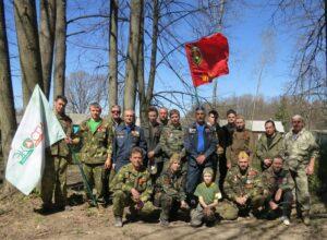 Поисковый отряд «Обелиск» ищет родных погибших солдат