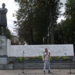 Фестиваль «Ярославль, ты моё вдохновение!», выступление молодых поэтов