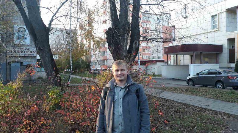 Архитектор-дизайнер Кирилл Исаев в Ярославле