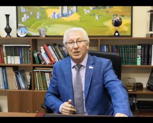 Приветственное словоНур-Эла Хасиева участникам ХХЛермонтовских чтений