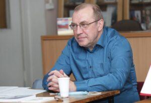 Творческий вечер поэта Андрея Галамаги и прозаика Галины Бурденко