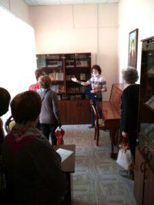 «Библиоград», экскурсии по модельной библиотеке