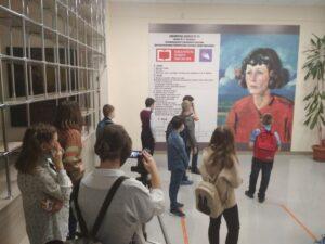 События библиотеки-филиала № 15 имени М. С. Петровых за ноябрь 2020 года