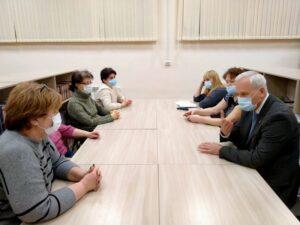 Собрание сотрудников и пользователей Первой модельной библиотеки Ярославля