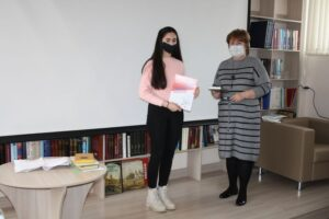«Страница 21», отборочный тур Чемпионата по чтению вслух среди старшеклассников