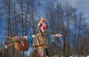 Лермонтовка в конкурсе масленичных кукол «Краса Масленица–2021»