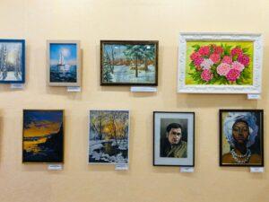 Художественная выставка «Весна: новые мотивы»
