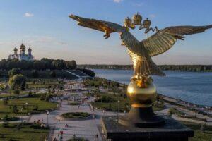 «Ярославль — музей под открытым небом», выставка-экскурсия