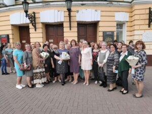 В Ярославле чествовали библиотекарей