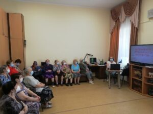 События Центральной библиотеки имени М. Ю. Лермонтова за июнь 2021 года