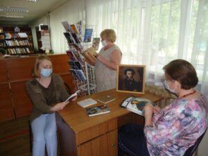 День Пушкина в Чеховке