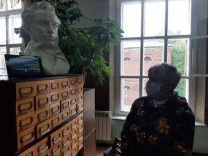 События библиотеки-филиала № 16 имени А. С. Пушкина за июнь 2021 года