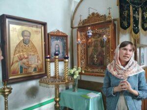 События библиотеки-филиала № 15 имени М. С. Петровых за июль 2021 года