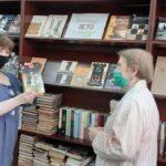 События библиотеки-филиала № 19 за июль 2021 года