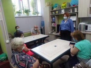 События Центральной библиотеки имени М. Ю. Лермонтова за июль 2021 года