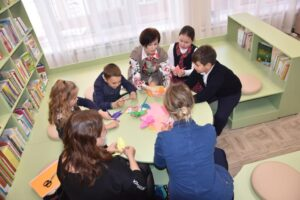 Библиотека-филиал № 15 имениМ.С.Петровых