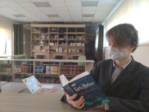 «Под шелест страниц», день чтения